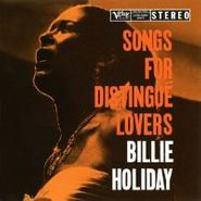 Billie Holiday, Songs For Distingue Lovers (CD)