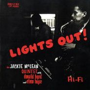 Jackie McLean, Lights Out! (CD)