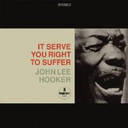 John Lee Hooker, It Serve You Right To Suffer (CD)