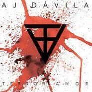 AJ Davila , Terror Amor (CD)
