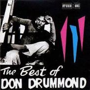 Don Drummond, The Best Of Don Drummond (CD)