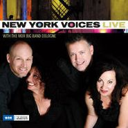 New York Voices, Live With The WDR Big Band Cologne (CD)