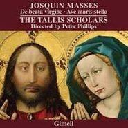 Josquin des Prez, Josquin: Masses - De beata virgine / Ave maris stella (CD)