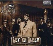 DJ Clay, Psychopathic Records Presents: Let 'em Bleed - The Mixxtape, Vol. 2 (CD)
