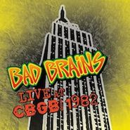Bad Brains, Live At CBGB 1982 (LP)