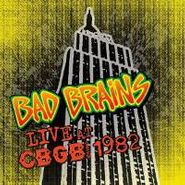 Bad Brains, Live At CBGB 1982 (LP)
