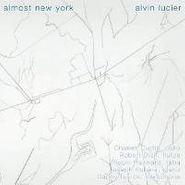 Alvin Lucier, Almost New York (CD)