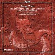 Ernst Toch, Toch: Die Chinesische Flöte / Egon und Emilie / Five Pieces / Quartett (CD)