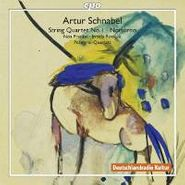 Artur Schnabel, String Quartet & Notturno (CD)