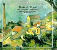 Darius Milhaud, Milhaud: Complete Symphonies (1-12) (CD)