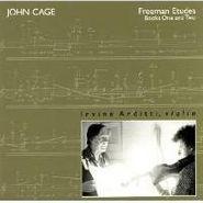 Irvine Arditti, Freeman Etudes Books 1 & 2 (CD)