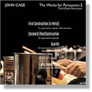John Cage, Cage: Works For Percussion 2 (CD)