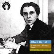 Alfred Cortot, Schumann / Chopin / Ravel: Piano Concerto / Piano Concerto 2 / Piano Concerto for the Left Hand (CD)
