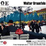 Walter Braunfels, Piano Concerto Op.21 / Ariels GesangOp.18 / Schottische Phantasie For Viola & Orchestra Op.47(CD)