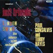 Paul Gonsalves, Just Friends / London Swings (CD)