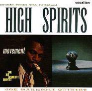 Joe Harriott, Movement & High Spirits (CD)