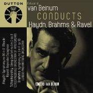 Eduard van Beinum, Eduard Van Beinum Conducts Haydn, Brahms & Ravel (CD)