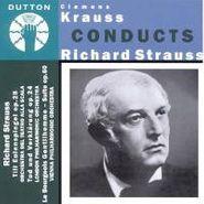 Richard Strauss, Clemens Krauss Conducts Richar (CD)