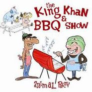 """The King Khan & BBQ Show, Animal Party (7"""")"""