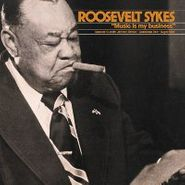 Roosevelt Sykes, Music Is My Business (CD)