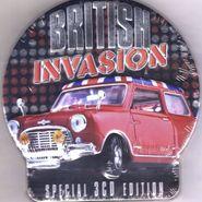 Various Artists, British Invasion (CD)