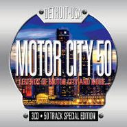 Various Artists, Motor City 50 (CD)