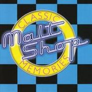 Various Artists, Classic Malt Shop Memories (CD)