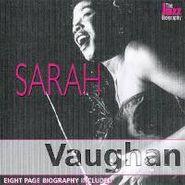 Sarah Vaughan, The Jazz Biography Series (CD)