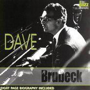 Dave Brubeck, The Jazz Biography (CD)