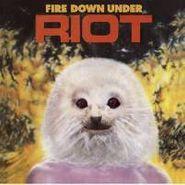 Riot, Fire Down Under (LP)