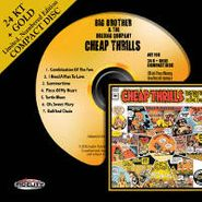 Big Brother & The Holding Company, Cheap Thrills [24K Gold Disc] (CD)