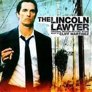 Cliff Martinez, The Lincoln Lawyer [Score] (CD)