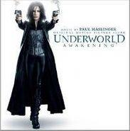 Paul Haslinger, Underworld: Awakening [Score] (CD)