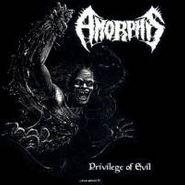 "Amorphis, Privilege Of Evil [Silver Vinyl EP] (12"")"