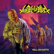 Toxic Holocaust, Hell On Earth (LP)