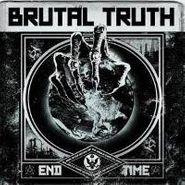 Brutal Truth, End Time (LP)