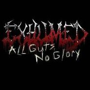 Exhumed, All Guts, No Glory (CD)