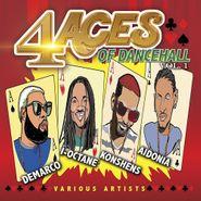 I-Octane, 4 Aces Of Dancehall (CD)