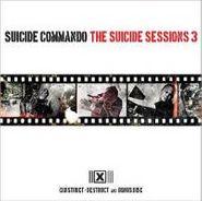 Suicide Commando, The Suicide Sessions 3: Construct >< Destruct Plus (CD)