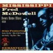 Mississippi Fred McDowell, Downhome Blues 1959 (CD)