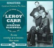 Leroy Carr, Vol. 1, 1928-1934: How Long Blues (CD)