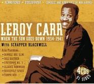Leroy Carr, When The Sun Goes Down 1934-41 (CD)