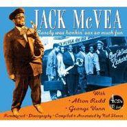 Jack McVea, Jack Mcvea With Alton Redd & G (CD)