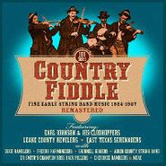 Various Artists, Country Fiddle: Early String Band Music 1924-1937 (CD)