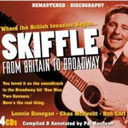 Various Artists, Skiffle-Where the British Invasion Began (CD)