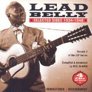 Leadbelly, Selected Sides 1934-1948 Vol. 2 (CD)