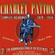 Charley Patton, Complete Recordings 1929-34 (CD)