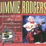 Jimmie Rodgers, Recordings 1927-1933 (CD)