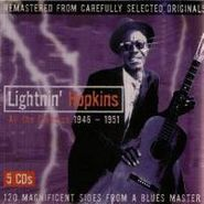Lightnin' Hopkins, All The Classics: 1946 - 1951 [Box Set] (CD)