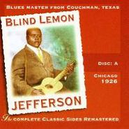 Blind Lemon Jefferson, The Complete 94 Classic Sides Remastered (CD)
